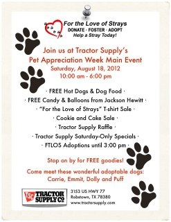 Pet Appreciation Week - How to open a pet retail shop?