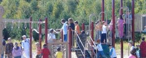 National Playground Safety Week - Homework Help!!!!!!!!?