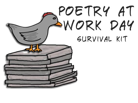 Are you doing anything for National Poetry Day?