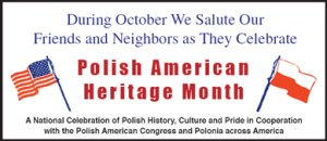Polish American Heritage Month - Black History month question?