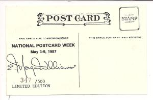 National Post Card Week - who knows post season baseball rules