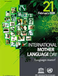 date of international mother language day?