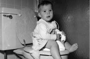 Potty Training Awareness Month - potty training?