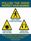National Protect Your Hearing Month - Slogans from national condom week - ADULTS ONLY -?