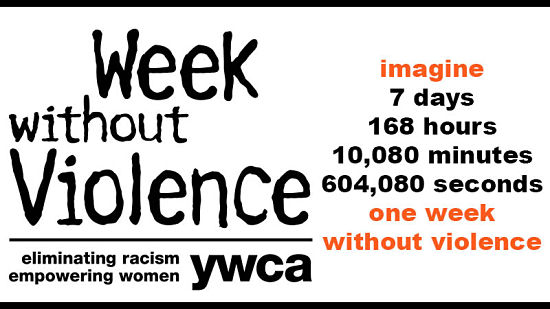 YWCA Week Without Violence™ 2013