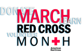 Red Cross Month - American Red Cross question?