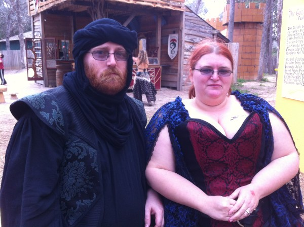One Of The World's Best Renaissance Fairs Is Here In Texas
