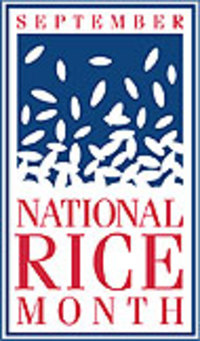 National Rice Month - September is . . . . Self Improvement Month, Be Kind To Editors and .?