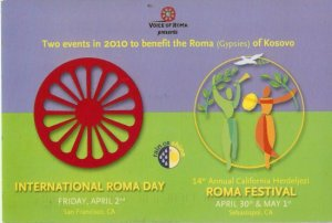 International Roma Day - How do you celebrate International Romani Day?