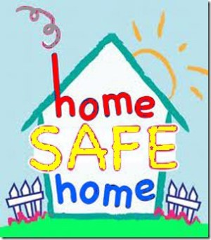 National Safe at Home Week - My Mom wants to work at home.?