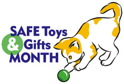 Safe Toys and Gifts Month - Good Baby Gift Idea for Christmas?