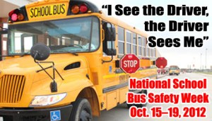 National School Bus Safety Week - should there be seatbelts on school busses.?