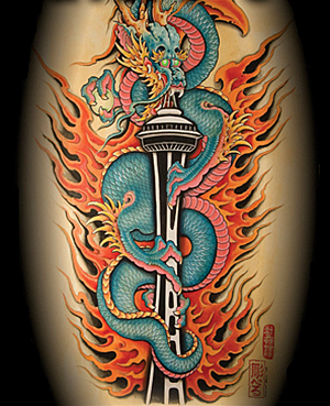National Tattoo Week - God, Tattoos, and Tattoo Health Risks?