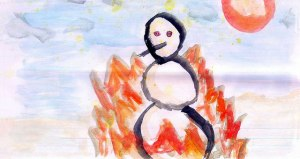Snowman Burning Day - Have you ever done nasty things to someone else's snowman?