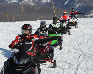 Snowmobile Safety - ACSA-American Council of Snowmobile ...