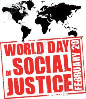World Day for Social Justice - what are some modern song that have to do with Social Justice?