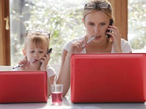 Work At Home Moms Week - I have a three week old son, should I be a stay at home mom?