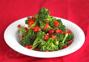 Bell Peppers and Broccoli Month - How long does veg stay safe to eat once frozen?