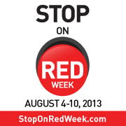 Stop on Red Week - how do I stop going red?