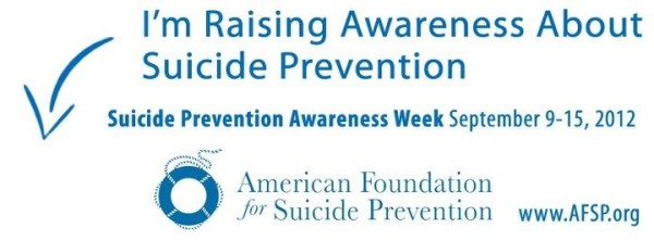 Ideas and advice on suicide prevention week that I want to start at my high school?