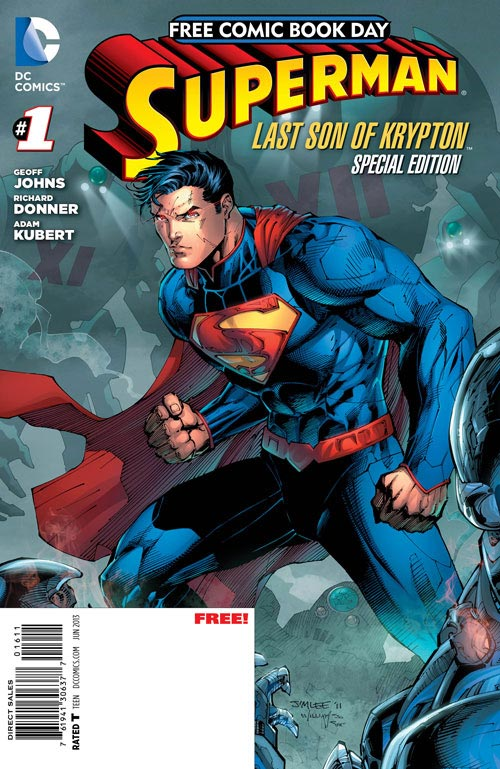 Some questions about Superman?