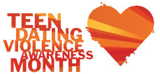 National Teen Dating Violence Awareness Month - help me with ideas for a women's club?
