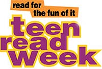 Teen Read Week - good teen summer reads?