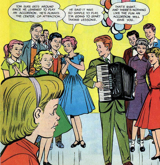 It's the 20th Anniversary of Accordion Awareness Month!
