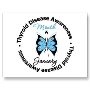 Thyroid Awareness Month - What is each month for Awareness Month?