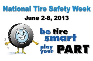 National Tire Safety Week - I need to know Quickly about maine inspection laws.Pertaining to Tires and Lifts?