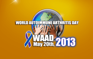 World Autoimmune Arthritis Day - desparately need help with my mares arthritis! thanks?