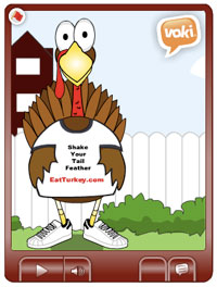 June is Turkey Lovers Month - Do you think there should be a White History Month??