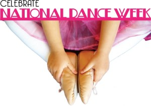 National Dance Week - Is it too late to start a career in dancing?