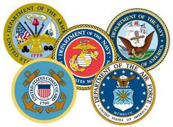 Armed Forces Day Military-Amateur Crossband Commun - The Army, Air Force, Navy,