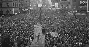 V-J Day - What were V-E and V-J day?