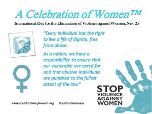 International Day For the Elimination of Violence  - How would you celebrate this International Women Day.?