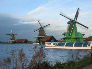 National Windmill Day - How to plan for my 17-18 day EuroTrip?