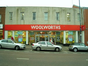 Woolworth's Day - How do people train you to do registers at woolworth's?