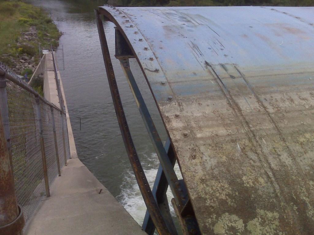 Pittock Dam