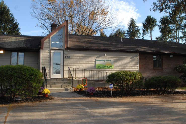 Our office, Dayspring Dental front view