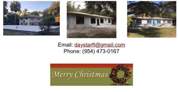 Christmas 2018 newsletter (2)