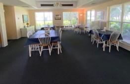 Resident Dining room