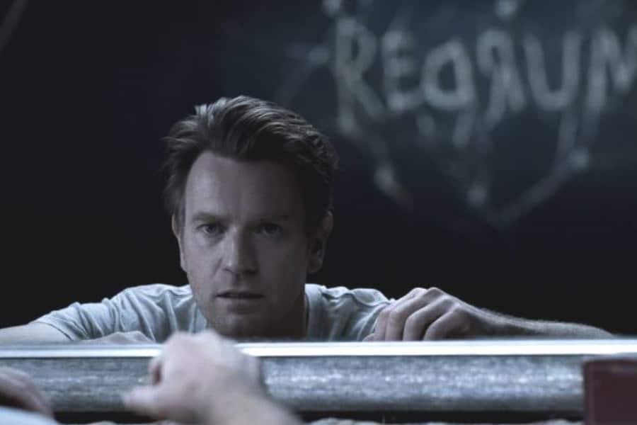 Ewan McGregor as Dan Torrance in Mike Flanagan's Doctor Sleep