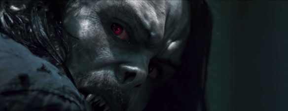 Jared Leto stars in Sony's Morbius, based on the Marvel Character