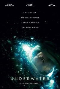Underwater Movie Poster