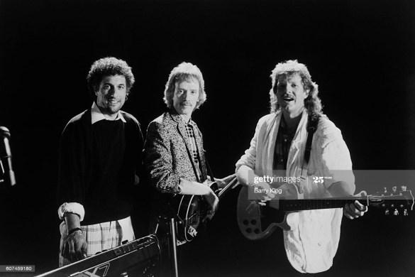 The Coupe de Villes - John Carpenter, Nick Castle, and Tommy Lee Wallace.