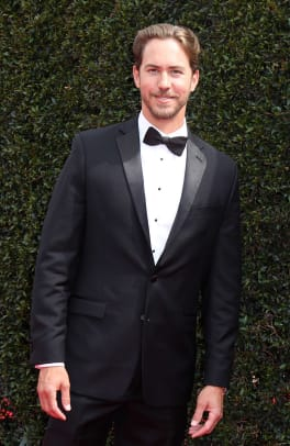 Daytimes Hunks Bring The Heat On The Daytime Emmy Red