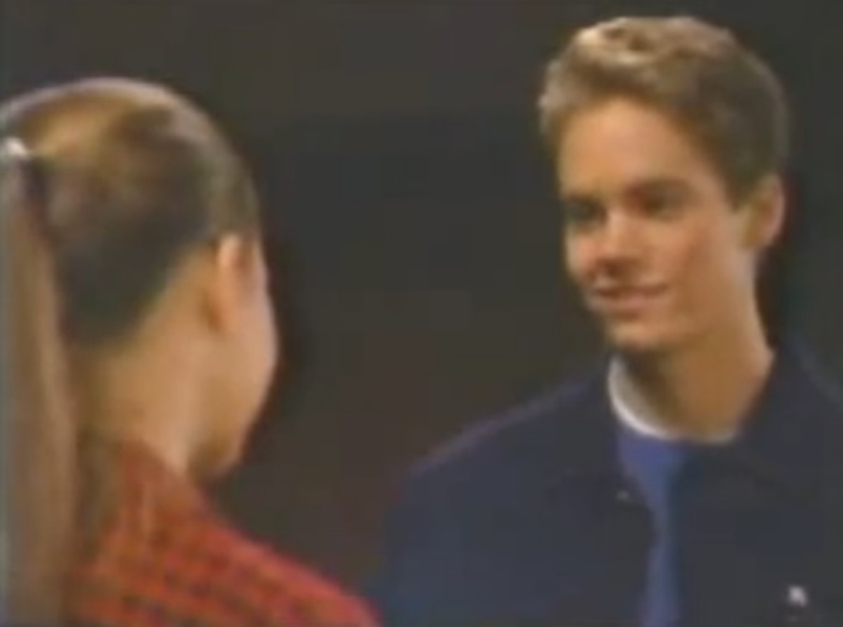 WATCH: Paul Walker In A Christmas Clip From The Young And
