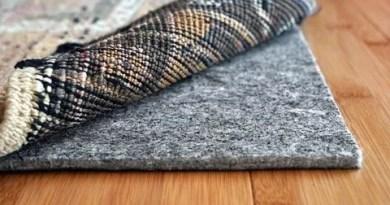 How to choose rug pads for Hardwood floorings