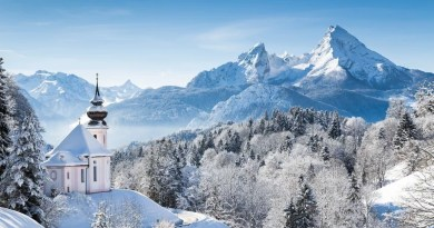 Romantic Destinations in Germany
